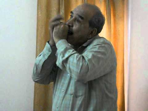 Harmonica - G.Dass - Mouth Organ - SATTE PE SATTA Movie - Zindagi...