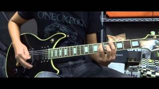 One OK Rock - Wherever You Are - Guitar Cover by Davy So
