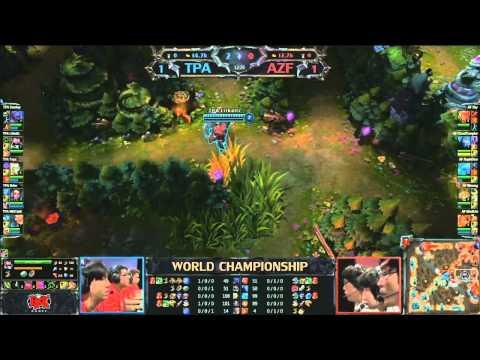 (HD247) World Championship - Grand Final - Azubu Frost vs Taipei Assassins - Game 3 -