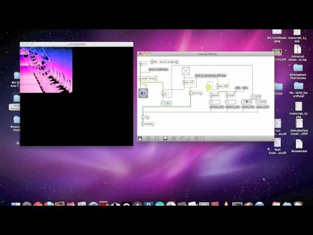 Looping by MaxMSP