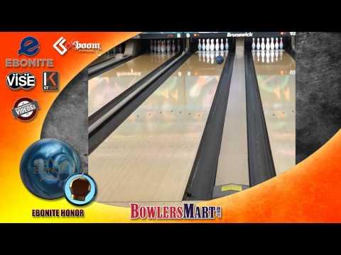 Ebonite  Honor  Bowling Ball Review