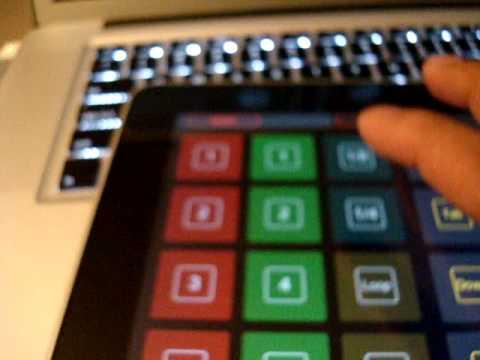 Ipad Midi Controller Ipad Amp Touchosc as a Midi