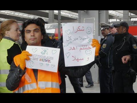 Germany: Refugee Arrivals in Munich