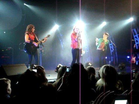 Barlow Girl Concert- Image of God Video