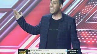 Χ FACTOR 2 GREECE 2017 | Δημήτρης Δελημαρίνος