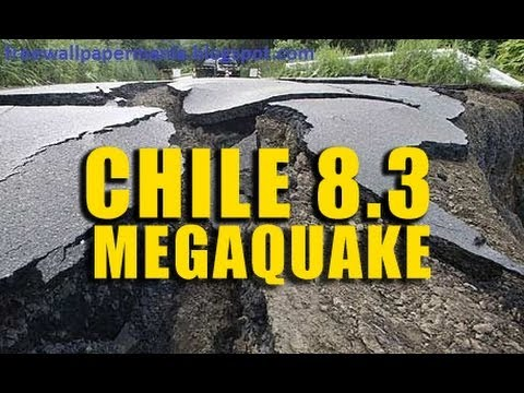 Monster! 8.3 MEGA-QUAKE strikes CHILE, TSUNAMI 7 ft 5 Dead 4.1.14