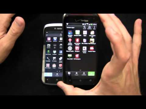 Video: HTC One S vs. HTC DROID Incredible 4G LTE Dogfight Part 1