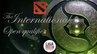 MegaVN VS RRQ - The International 8, SEA Open Qualifier 2 Day 1