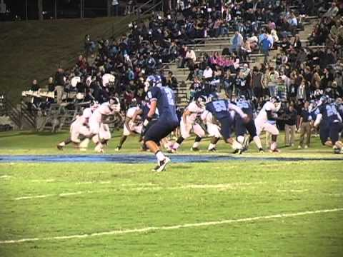Druid Hills High School Football Highlights - 2012 Season