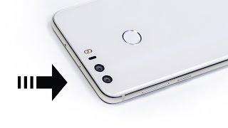 The Dual Camera Honor 8 Smartphone