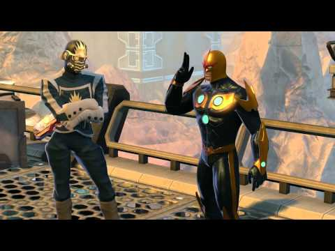 Marvel Heroes 2015 - Nova Trailer