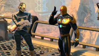 Marvel Heroes 2015 - Nova Trailer