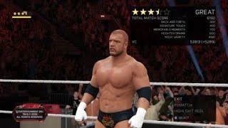 WWE 2K17 Gamed