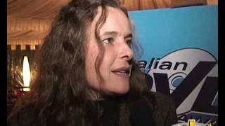AGNESE NANO - intervista (ITALIAN DVD AWARDS 2008) - WWW.RBCASTING.COM