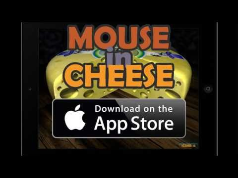 Mouse in Cheese: 3D game for cats APK Cover