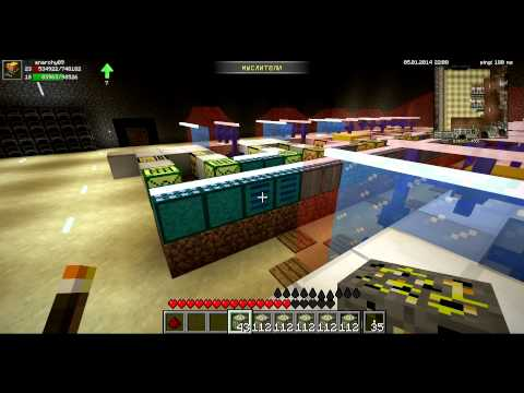 [Minecraft-Galaxy] - MCGL - Большой Андронный Коллайдер - БАК - глобальная перестройка !