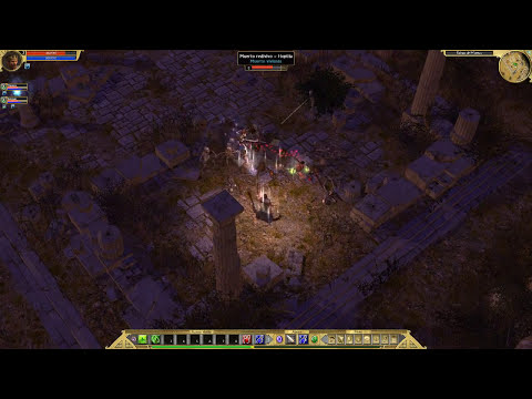 Titan Quest Immortal Throne Ep.3 (Multijugador,Español,Gameplay)