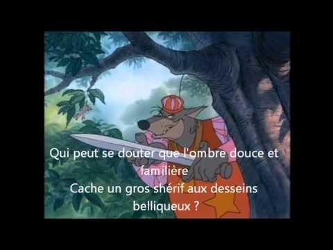 Disney - Robin Des Bois - Quel Beau Jour Vraiment
