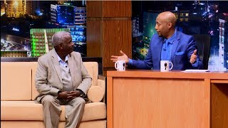Seifu on EBS Interview With Former Sport Journalist Solomon Gebregziabher