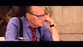 Larry King Interviews Dr. Michael Laitman [Full Interview]
