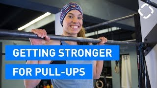 How To Do Pull-ups: 5 Exercises to Get Your Back Stronger