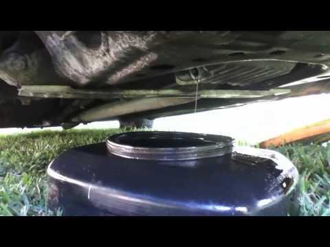 Mazda MX-5 Miata Oil Change Experience