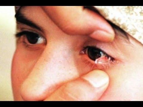 Little Girl Cries Tears of Crystal