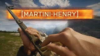 ► OPERATION MARTINI-HENRY! - Battlefield 1 (Exclusive Gameplay)