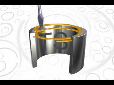 John Deere  Ring Installation
