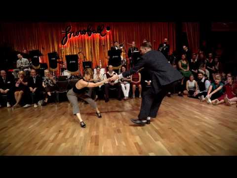 The Snowball 2016 - Lindy Hop Invitational Strictly - Pontus & Isabella