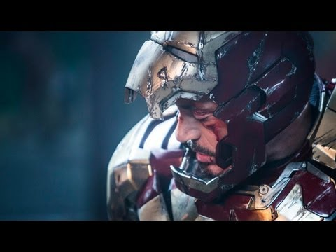 Iron Man 3 reviewed by Mark Kermode