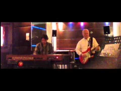 Dr Pickup and Pascal Curto @ the SW Bar, Pullman Hotel Toulouse 6 Feb 2013