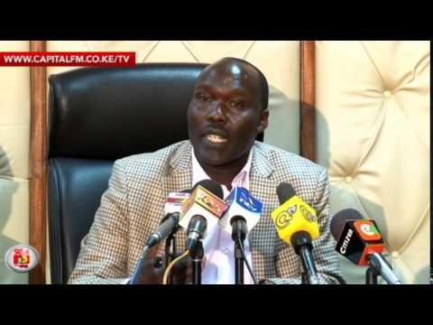 Suspected Ebola case in Kenya tests negative