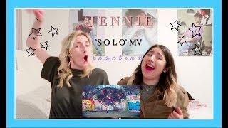 JENNIE - 'SOLO' M/V REACTION