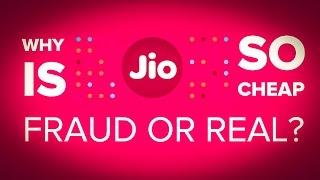 [HINDI] Why is Reliance JIO so cheap? (JIO itna sasta kaise)