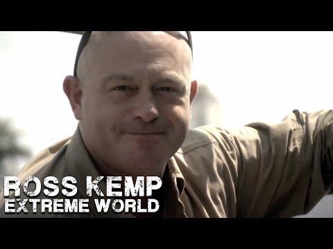 Gaza police force | Ross Kemp Extreme World
