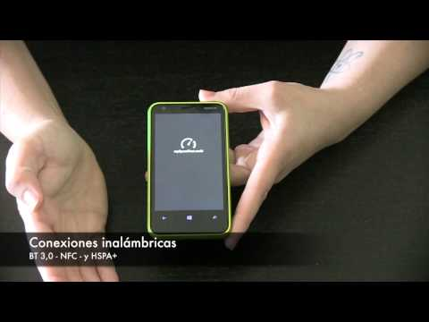Análisis Nokia Lumia 620