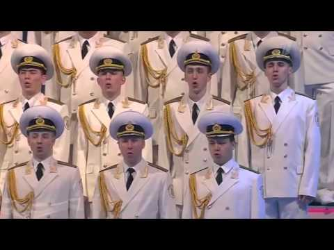 "Alexandrov choir glorifies Russian invasion of Crimea with ""Polite People"" song"