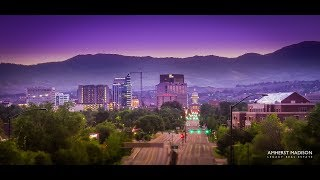A Tour and Narration of Downtown Boise, Idaho