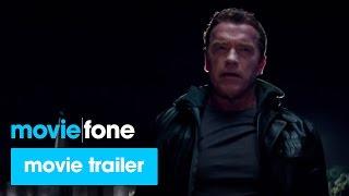 'Terminator Genisys' Trailer (2015): Arnold Schwarzenegger, Emilia Clarke