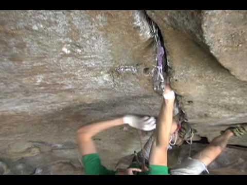 Matt Nasty Climbing Welcome to Old Kentucky