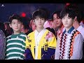 【 TFBOYS 《我们的时光》】2017-2018湖南卫视跨年  2017-2018 Hunan Satellite TV New Year 【Roy Wang Yuan】
