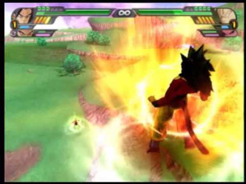 Dragon Ball Z Budokai Tenkaichi 3 en PC