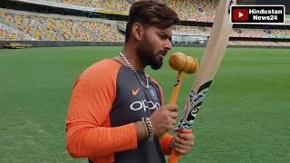 Explosive batsman Rishabh Pant and Rohit Sharma will open against Australia