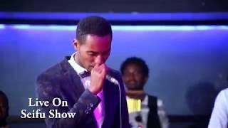 Dan Admasu live on Seifu Show