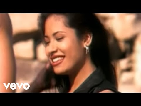 Selena - Amor Prohibido video