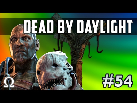 BALLSY MOVES, PARTY UPSTAIRS! | Dead by Daylight #54 Ft. Bryce, Satt, Gorilla!
