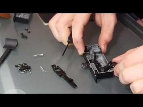 L96 Breakdown Tutorial - Trigger Box Removal / Upgrade - Pt 4