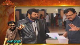 special-av-on-director-satyadev-at-lion-audio-launch-balakrishna-trisha-krishnan-radhika-apte