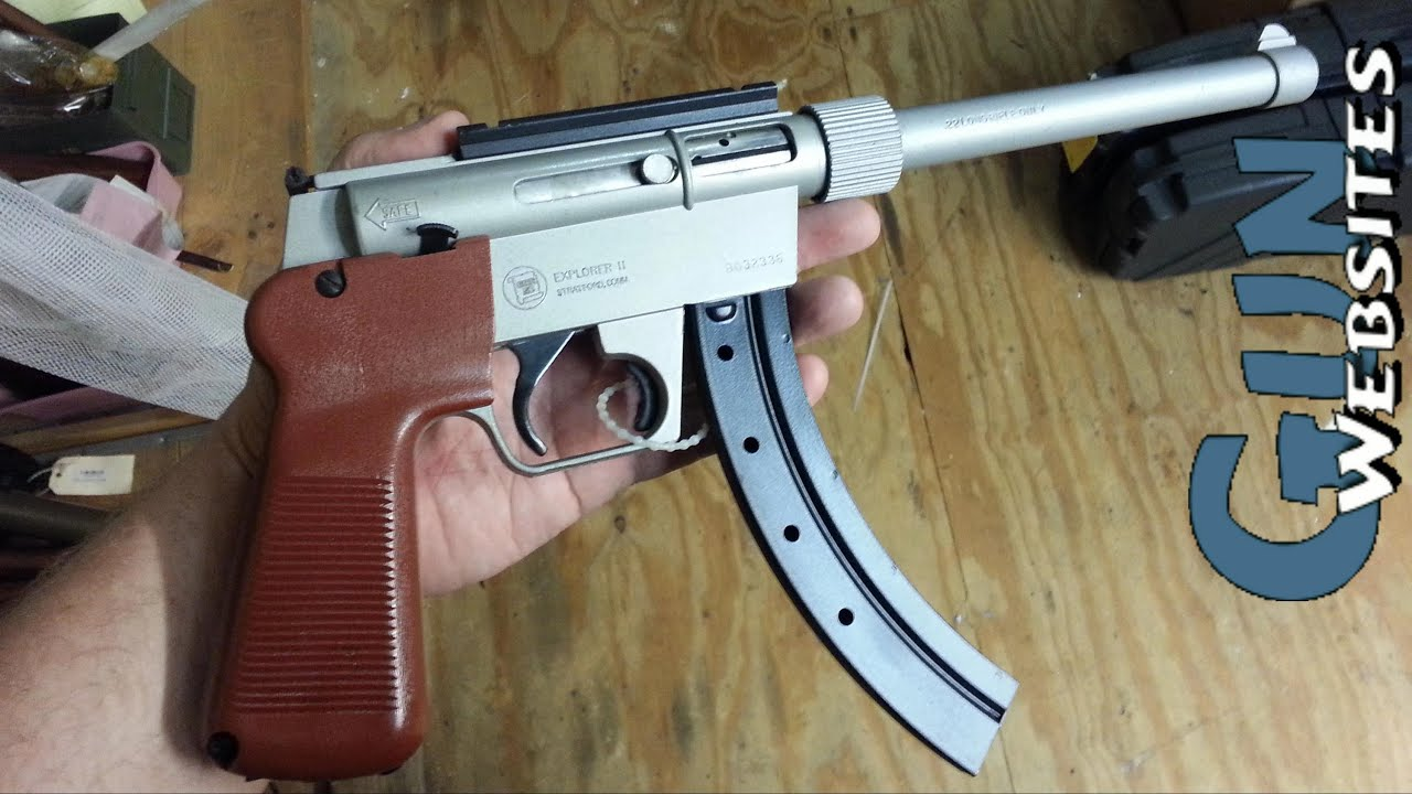 22 Survival Pistol From